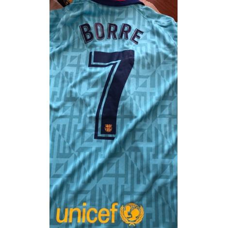 Третья игровая футболка Барселоны 2019-2020 со своей фамилией и номером