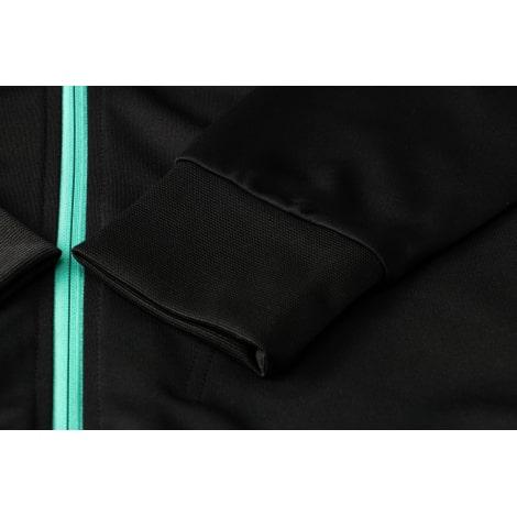 Черный спортивный костюм Арсенал 2021-2022 рукав