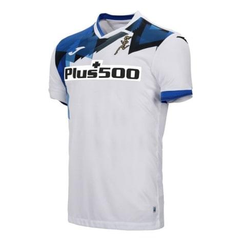 Детская гостевая футбольная форма Аталанта 2020-2021 футболка