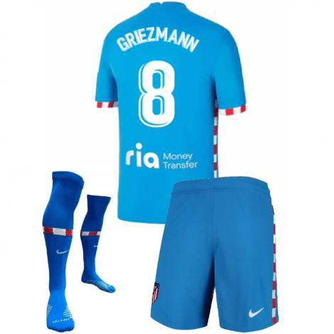 Детская третья форма Атлетико Гризманн 2021-2022