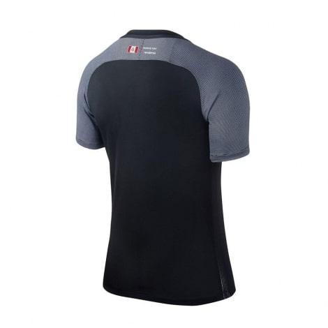 Домашняя игровая футболка Севилья 2018-2019 сзади