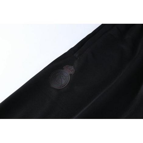 Черные штаны костюма Реал Мадрид 18 19
