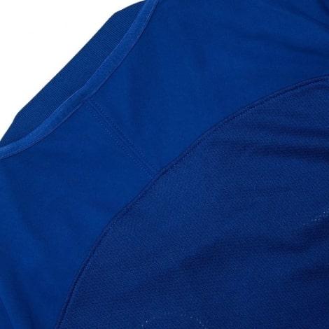 Синяя тренировочная футболка Челси 2018-2019 сзади