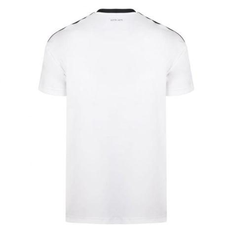 Домашняя игровая футболка Фулхэма 2018-2019 сзади