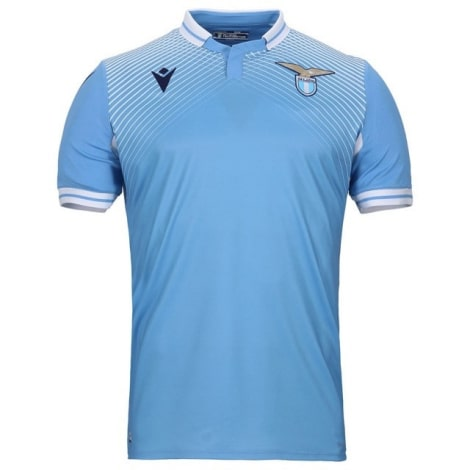 Комплект детской домашней формы Лацио 2020-2021 футболка