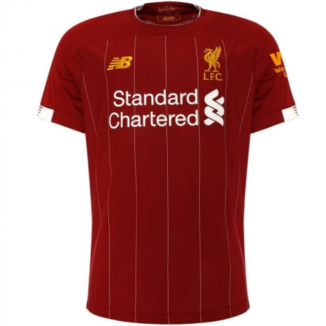 Домашняя игровая футболка Ливерпуля 2019-2020