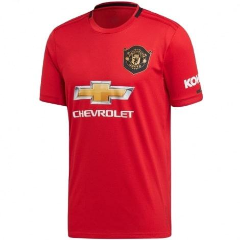 Взрослая домашняя футболка Манчестер Юнайтед 2019-2020