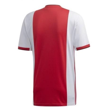 Домашняя игровая футболка Аякс 2019-2019 сзади