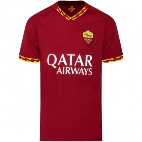 Комплект детской домашней формы Ромы 2019-2020 футболка
