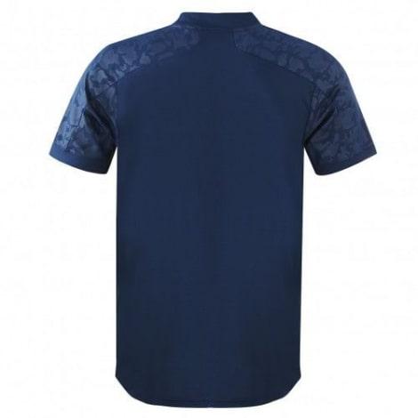 Третья игровая футболка Лион 2020-2021 сзади