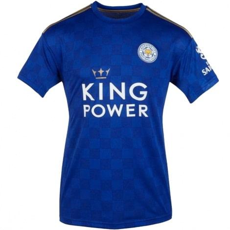 Домашняя игровая футболка Лестер Сити 2019-2020