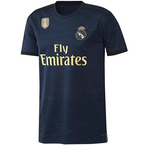 Взрослый комплект гостевой формы Реал Мадрид 2019-2020 футболка