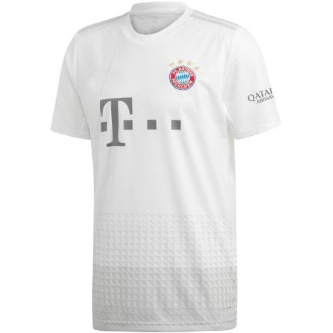 Комплект взрослой гостевой формы Баварии 2019-2020 футболка