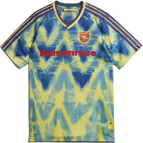 Комплект взрослой лимитированной формы Арсенала 2020-2021 футболка