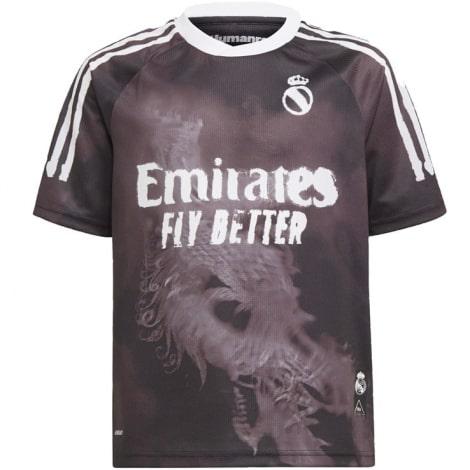 Гостевая футболка Барселоны 2019-2020 Лионель Месси спереди