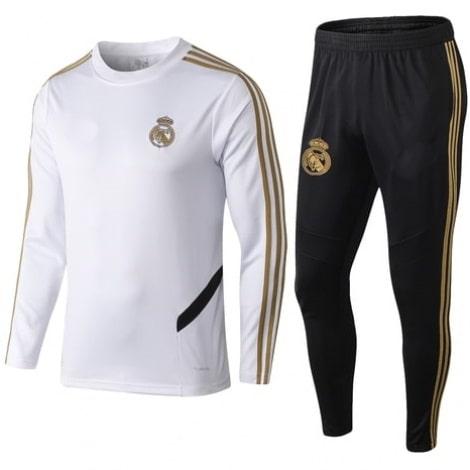 Взрослый спортивный костюм Реал Мадрид 2019-2020