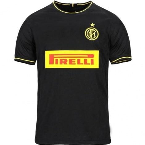 Третья игровая футболка Интера 2019-2020