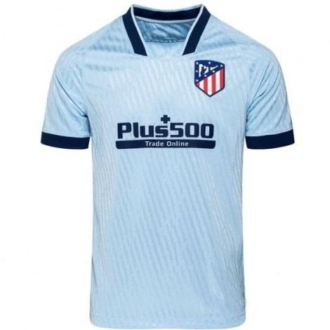 Комплект детской третьей формы Атлетико 2019-2020 футболка