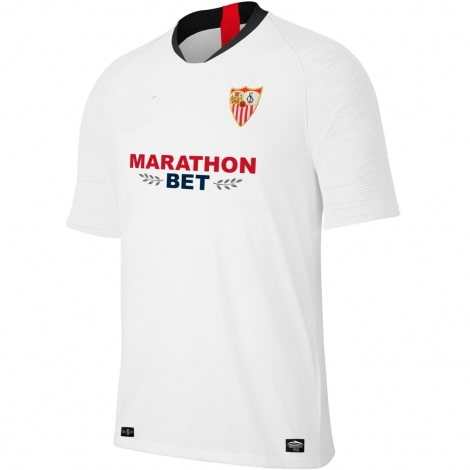 Комплект детской домашней формы Севильи 2019-2020 футболка