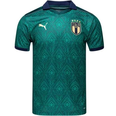 Третий комплект детской формы Италии 2019-2020 футболка