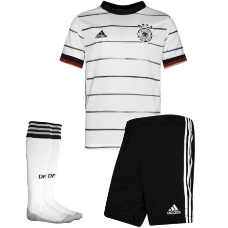 Взрослая домашняя форма сборной Германии на ЕВРО 2020 футболка