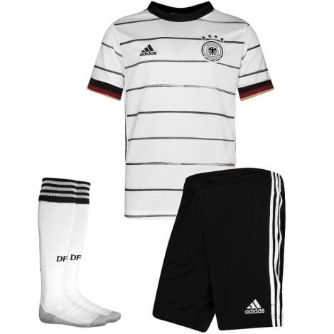 Комплект детской футбольной формы Германии на ЕВРО 2020 футболка