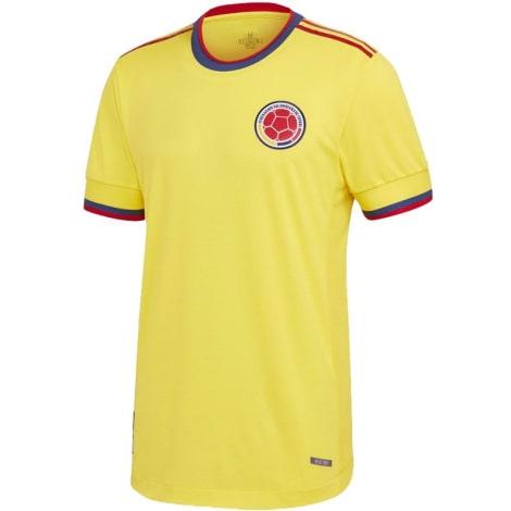 Гостевая футболка сборной Колумбии 2019-2020