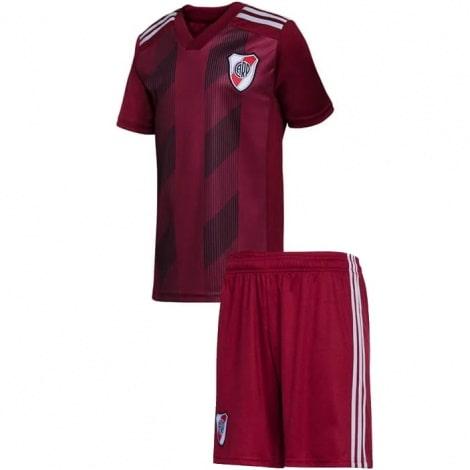 Детская гостевая футбольная форма Ривер Плейт 2019-2020