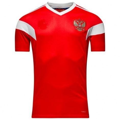 Домашняя футболка сборной России Головин номер 17 ЧМ 2018