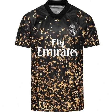 Детская четвертая футбольная форма Реал Мадрид 2019-2020 футболка