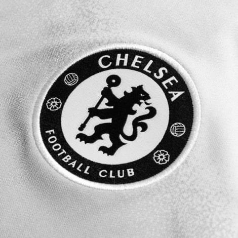 Вратарская гостевая футболка Челси 2019-2020 герб клуба