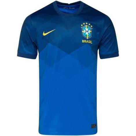 Домашняя игровая футболка сборной Аргентины 2020-2021