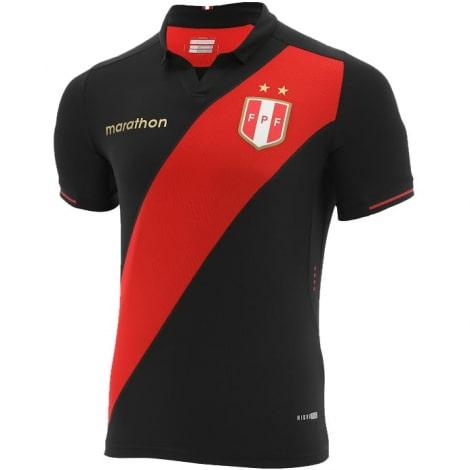 Гостевая футболка сборной Перу 2019-2020