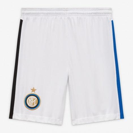 Комплект взрослой гостевой формы Интер 2020-2021 шорты