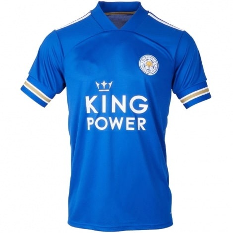 Домашняя игровая футболка Лестер Сити 2020-2021