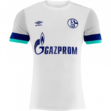 Гостевая игровая футболка Шальке 04 2019-2020