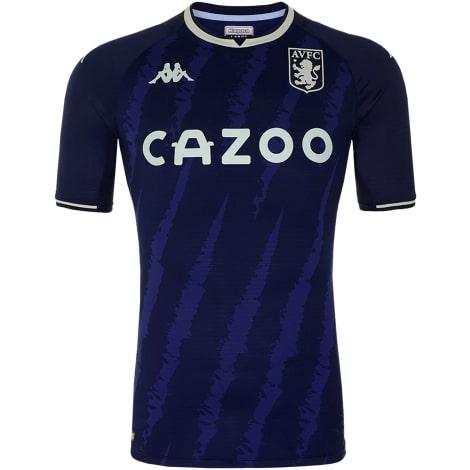 Третья игровая футболка Астон Виллаа 21-22