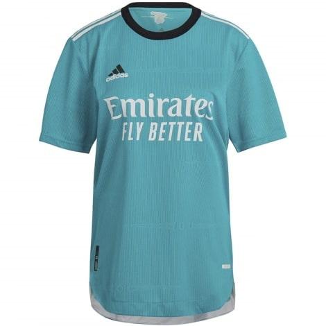 Взрослый комплект третьей формы Реал Мадрид 2021-2022 футболка