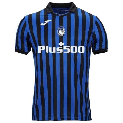 Домашняя игровая футболка Аталанта 2020-2021