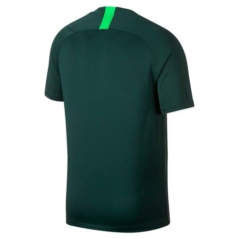 Зеленая футболка сборной Нигерии на ЧМ 2018