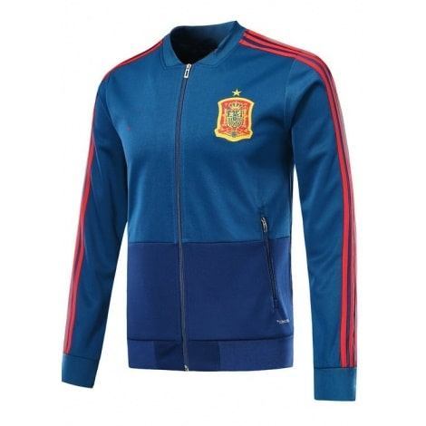 Спортивный костюм сборной Испании по футболу 2018 олимпийка