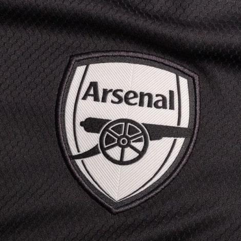 Вратарская домашняя футбольная форма Арсенала 20-21 футболка герб клуба