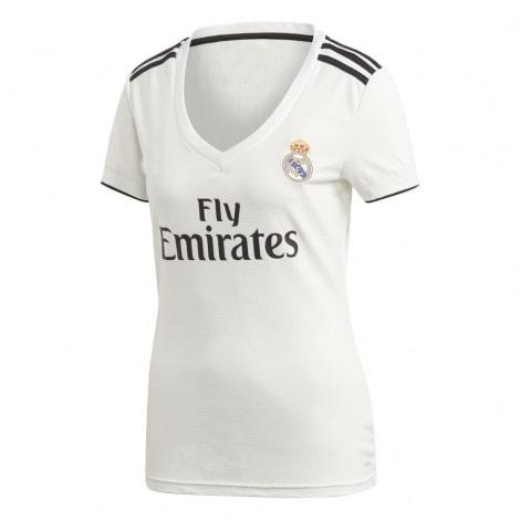Женская домашняя футболка Реал Мадрид 2018-2019