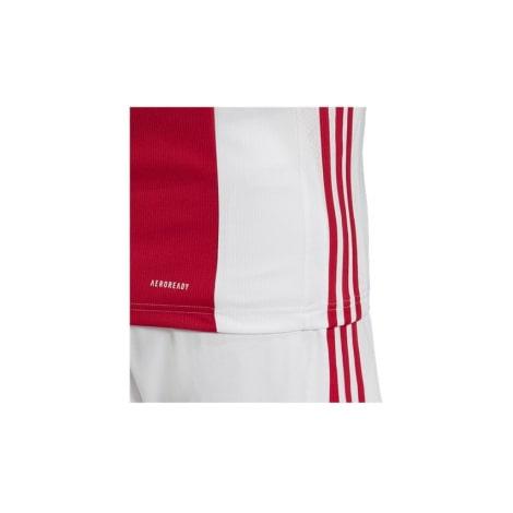Детский комплект гостевой формы Реал Мадрид 2018-2019 футболка и шорты сзади