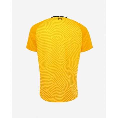 Вратарская гостевая футболка Ливерпуля 2020-2021 сзади