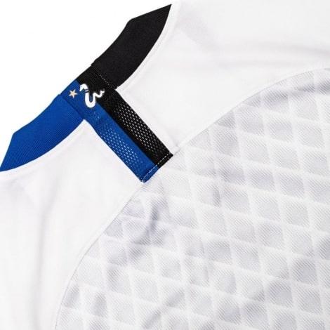 Детская гостевая футболка  Интера 2018-2019 сзали