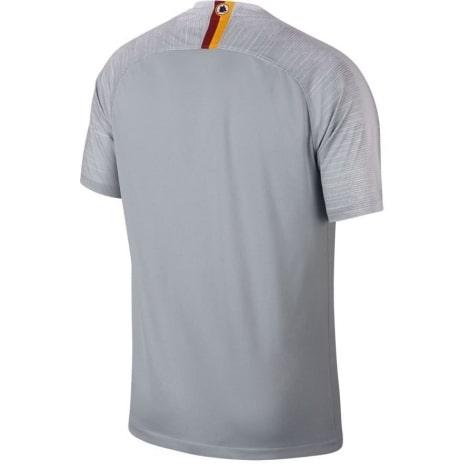 Гостевая игровая футболка Ромы 2018-2019 сзади
