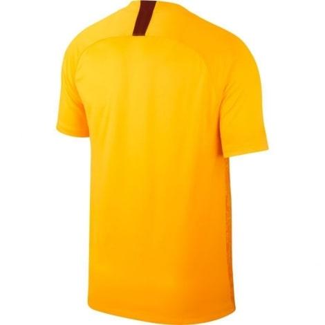 Третья игровая футболка Ромы 2018-2019 сзади