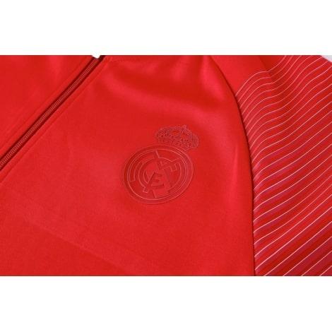 Красная кофта костюма Реал Мадрид 18 19