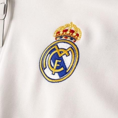 Взрослый черно-белый костюм Реал Мадрид 18-19 бренд
